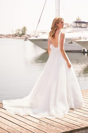Chic Ball Gown Wedding Dress - Style #2383   Mikaella Bridal