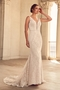 Beaded Neckline Wedding Dress - Style #4792   Paloma Blanca