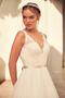 Lightly Beaded Bodice Wedding Dress - Style #4798 | Paloma Blanca
